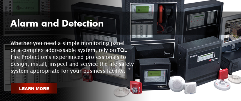 Alarm and Detection